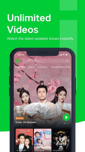iQIYI Video – Dramas & Movies 3.3.6 Screen 5