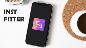 Instrafitter : No Crop for Instagram, No Crop Free 3.0 Screen 2