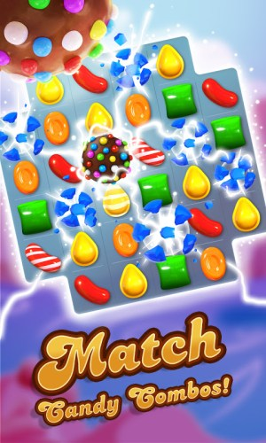 Android Candy Crush Saga Screen 6