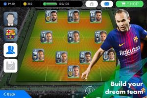 PES2017 -PRO EVOLUTION SOCCER- 1.2.2 Screen 21