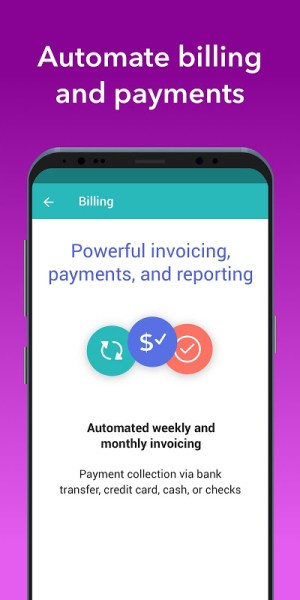 Android brightwheel: Preschool & Child Care Management App Screen 2