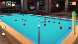 Android Real Snooker 3D Screen 5