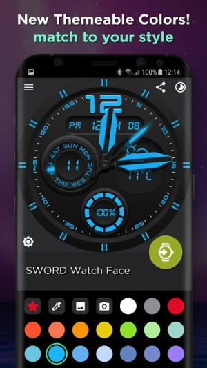WatchMaker Watch Faces 4.6.2 Screen 9