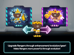LINE Rangers - a tower defense RPG w/Brown & Cony! 6.5.3 Screen 12