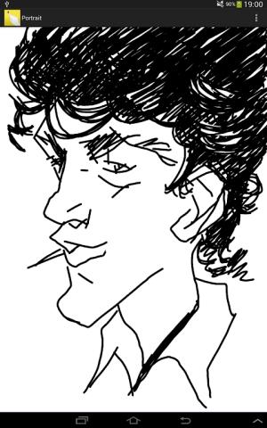 Hand Drawing 0.4b6 Screen 8