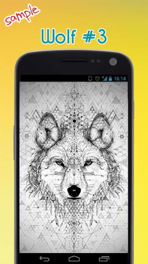 Wolf Wallpaper 1.5 Screen 4