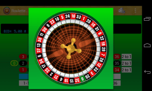 Android Roulette Screen 3