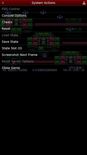 NES.emu 1.5.14 Screen 1