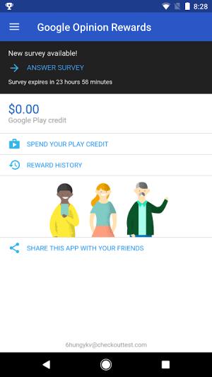 Google Opinion Rewards 20180523 Screen 1