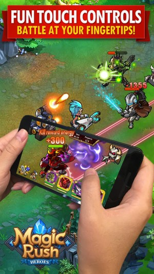 Android Magic Rush: Heroes Screen 5