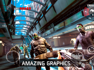DEAD TRIGGER - Offline Zombie Shooter 2.0.1 Screen 9