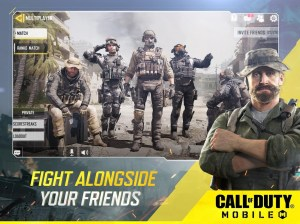 Android Call of Duty®: Mobile - Garena Screen 2
