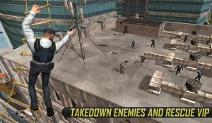 Secret service spy agent mad city rescue game 1.2 Screen 12