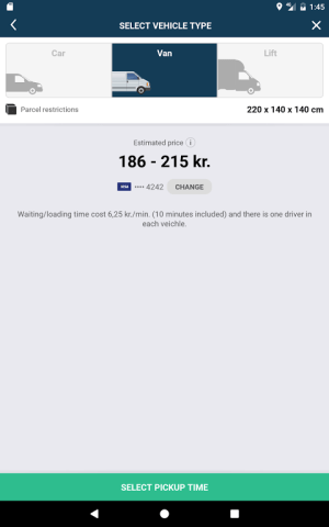 Mover Transport 4.7.1 Screen 12