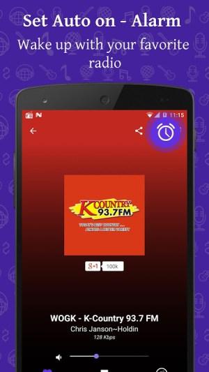 Radio FM Online 13.3 Screen 5