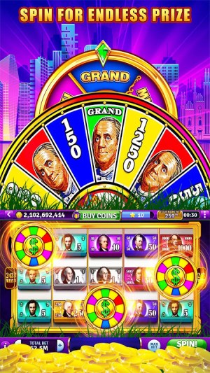 Android Tycoon Casino: Free Vegas Jackpot Slots Screen 9