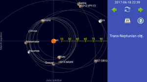 Sun, moon and planets 1.6.3e Screen 6