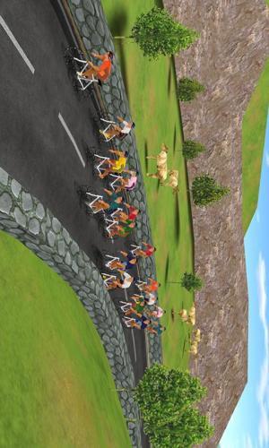 Cycling Pro 2011 1.1 Screen 2
