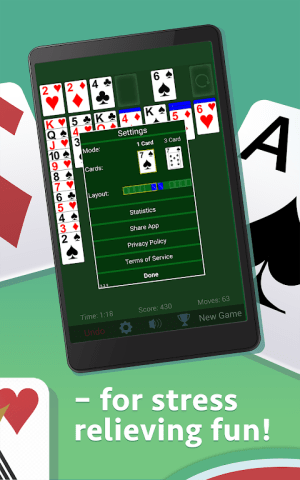 Solitaire 3.5.2.4 Screen 13