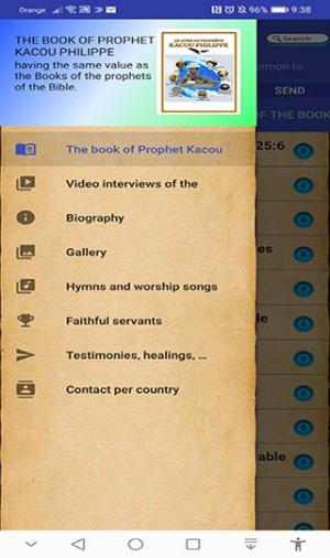 Prophet Kacou Philippe (Official) 5.9.17 Screen 11