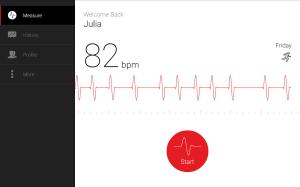 Cardiograph - Heart Rate Meter 4.1.2 Screen 6