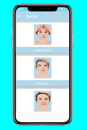 Wrinkles Removal Exercises - Get Rid of Wrinkles 1.2 Screen 1
