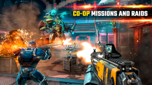 Android Shadowgun Legends: FPS Multiplayer Shooting Games Screen 5