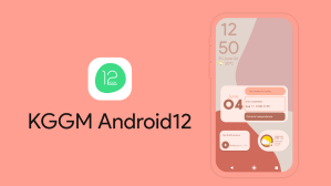 KGGM Android12 for KWGT v2021.Jun.04.14 Screen 3