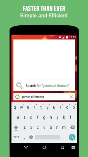 KISS Launcher 3.5.3 Screen 3