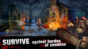 Zero City: Zombie games for Survival in a shelter 1.4.0 Screen 2