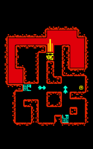 Tomb of the Mask: Color 1.0.3 Screen 4