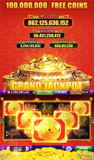 Android Tycoon Casino: Free Vegas Jackpot Slots Screen 2