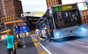 City Bus Simulator 2019 1.1 Screen 2