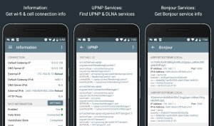 Network Analyzer Pro 2.1 Screen 9