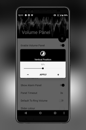 Volume Control Panel Pro 9.1 Screen 11