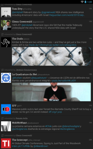 Plume for Twitter 6.26.1 Screen 6