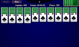 Spider Solitaire Max 1.06 Screen 2