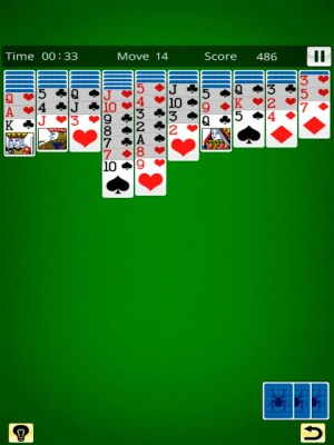 Spider Solitaire King 19.11.30 Screen 5