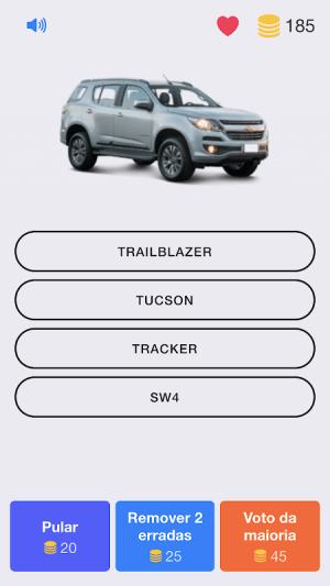 Quiz de Carro: Adivinhe o modelo 0.2.46 Screen 1