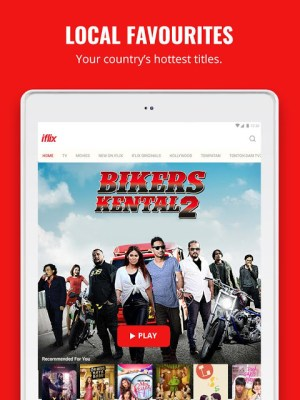 iflix - Movies, TV Series & News 3.40.0-19412 Screen 13