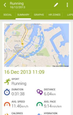Endomondo Sports Tracker PRO 10.7.1 Screen 17