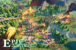 Rise of Kingdoms: Lost Crusade 1.0.34.14 Screen 1