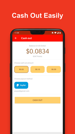 BuzzBreak News - Buzz News & Earn Free Cash! 1.1.3.9 Screen 1