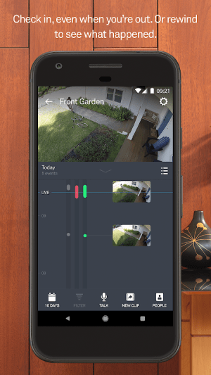 Nest 5.46.0.4 Screen 8
