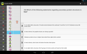Android Medicine MCQs for Med Students Screen 1