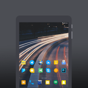 Android Nucleo UI - Icon Pack Screen 10