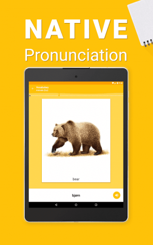 Android Learn Norwegian - 6000 Words - FunEasyLearn Screen 18