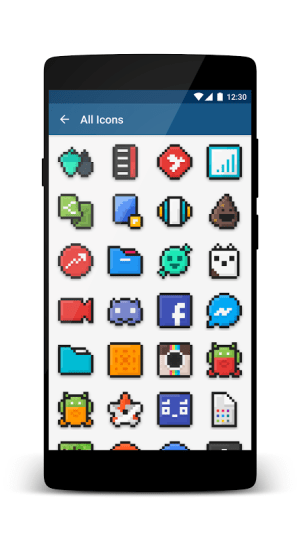 PixBit - Icon Pack 1.9 Screen 3