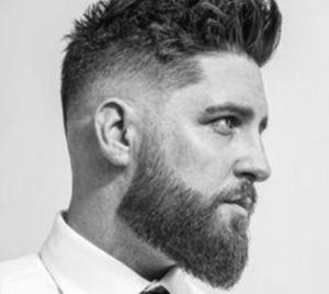 Styles of beard cuts. 3.0.0 Screen 3