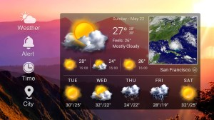 Local Weather Report Widget 9.0.6.1460 Screen 7